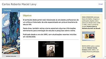 Carlos Roberto Maciel Levy